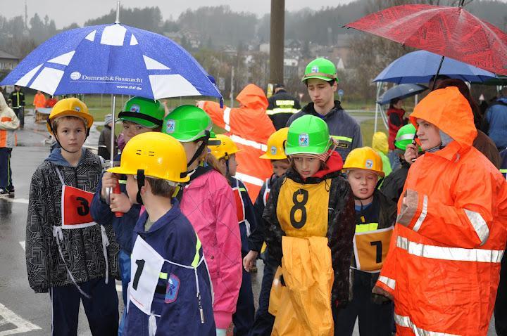 Z hasičské soutěže v Bělovsi