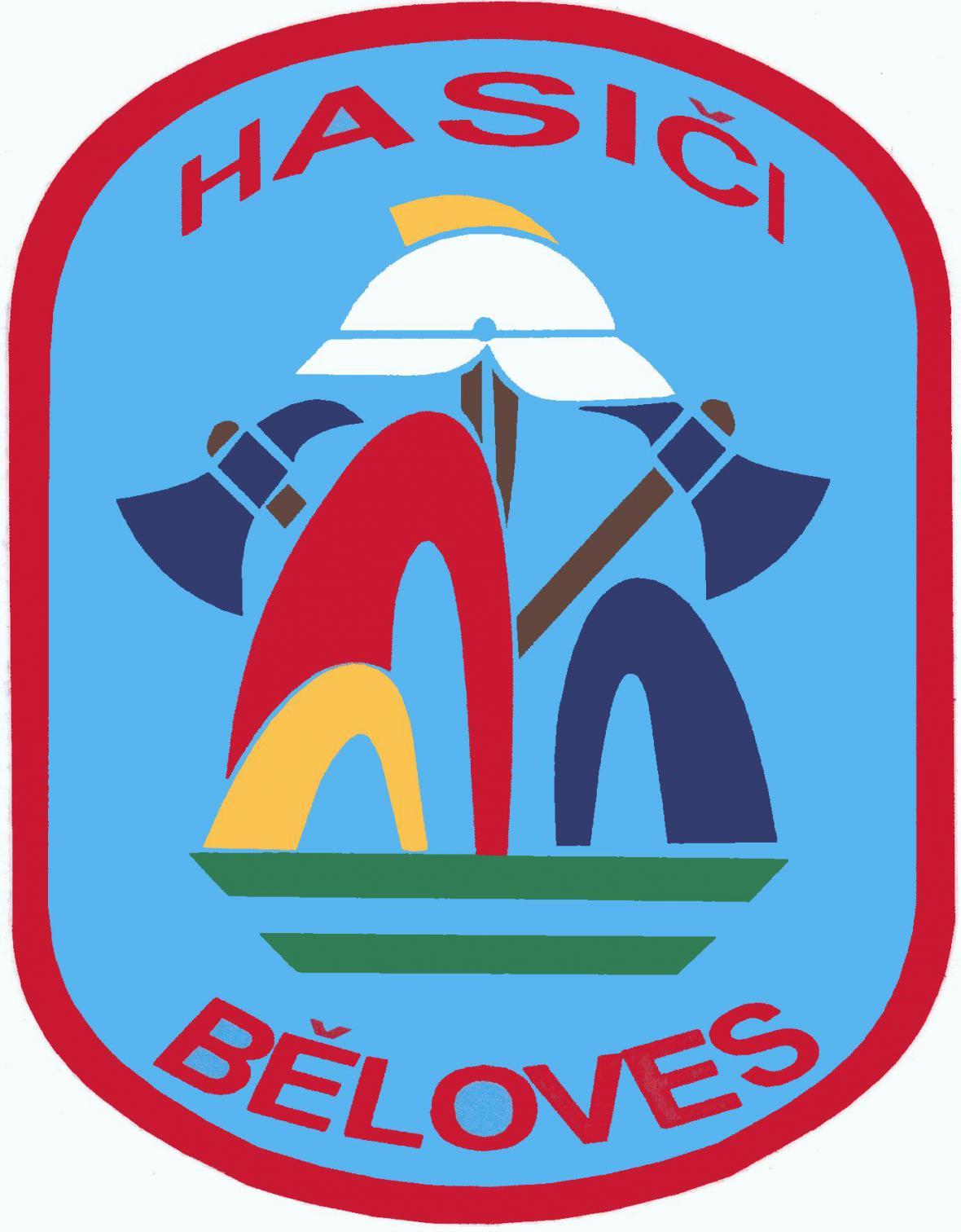 Logo SDH Běloves