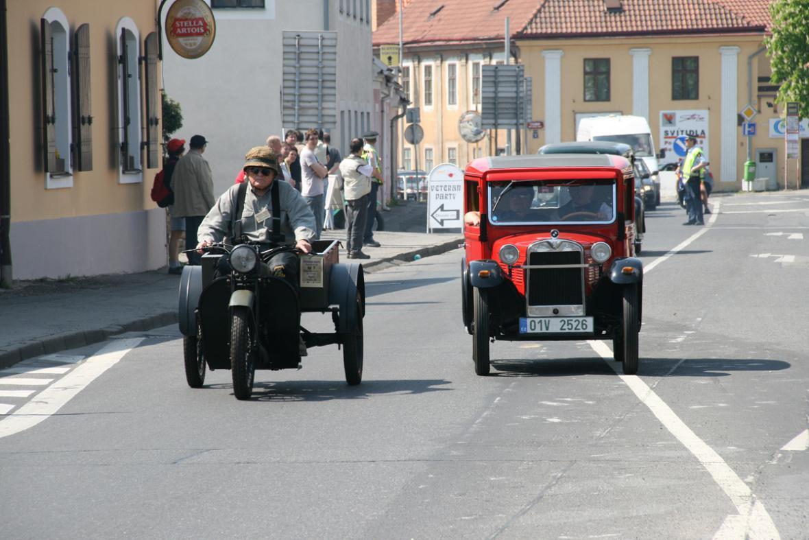 Veteran Party v Horních Počernicích