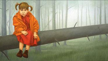 Ivana Lomová: Červené děvče