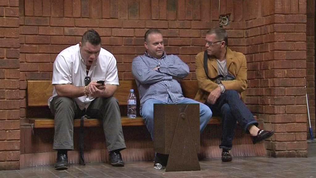 Radovan Krejčíř, Jason Domingues a Veselin Langanin