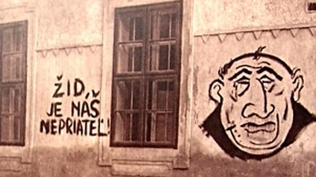 Antisemitismus na Slovensku