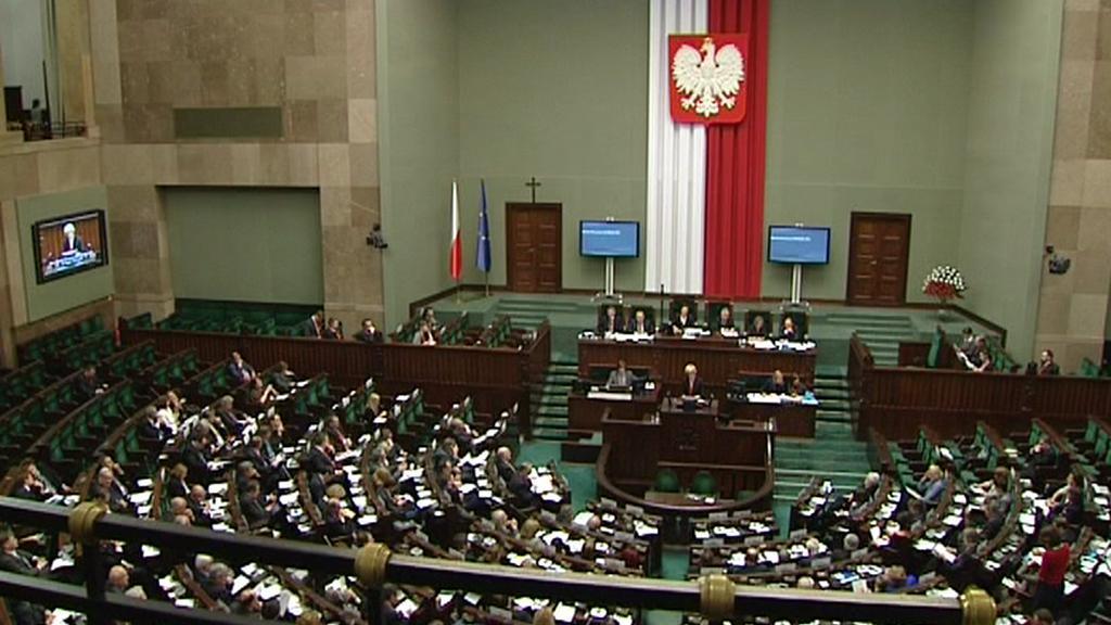 Schůzka předsedů parlamentů zemí EU ve Varšavě