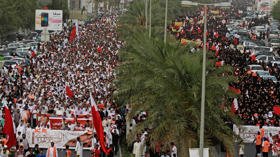 V Bahrajnu se protestuje proti F1