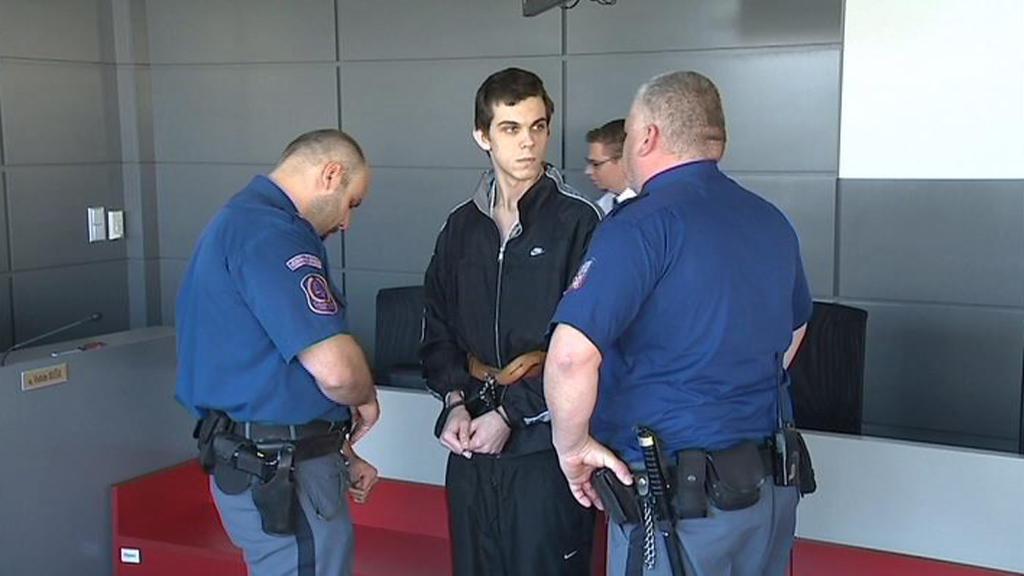 obžalovaný Filip Kostřica