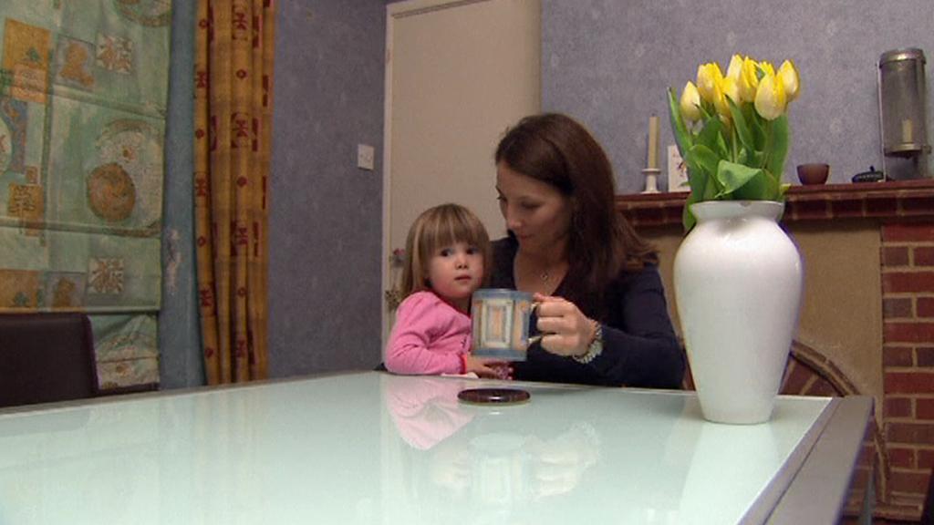 Fiona Chanová s dcerou Mazie