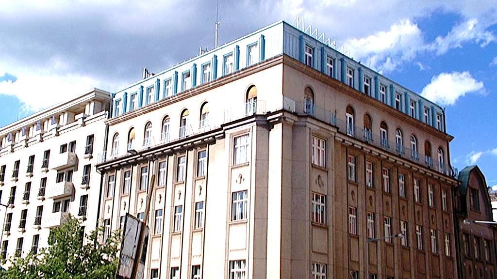 Dům na rohu Václavského nám. a Opletalovy ulice