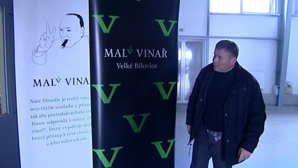 František Mádl je Malý vinař a je na to hrdý