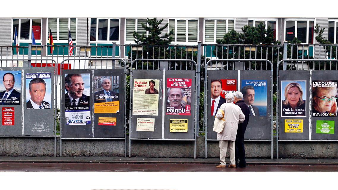 Předvolební kampaň ve Francii - a všech deset prezidentských kandidátů