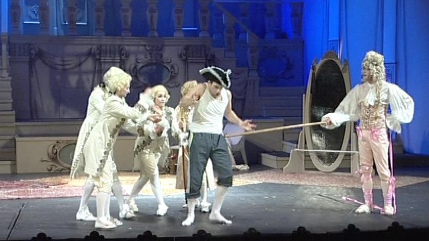 Mahenovo divadlo uvádí nejvtipnější Molièrovu komedii