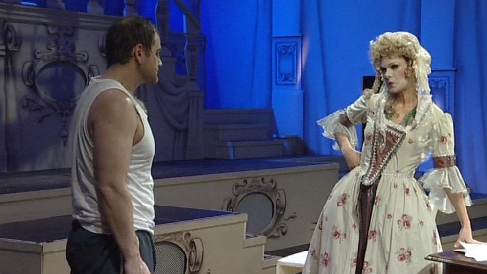 Téma komedie Měšťák šlechticem je stále aktuální
