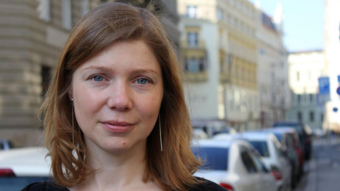 Dokumentaristka Erika Hníková
