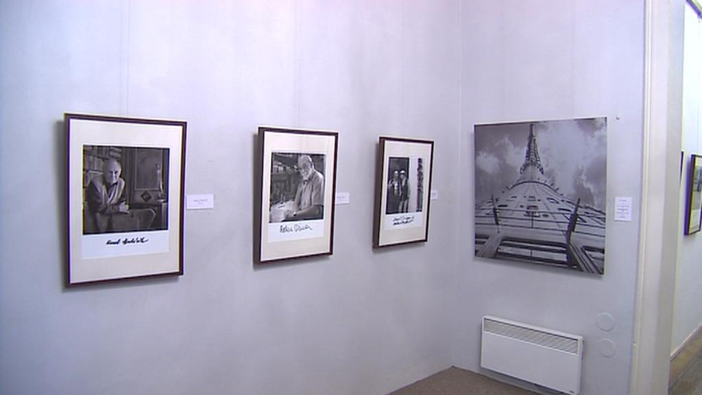 Jiří Jiroutek / výstava v Oblastní galerii Liberec