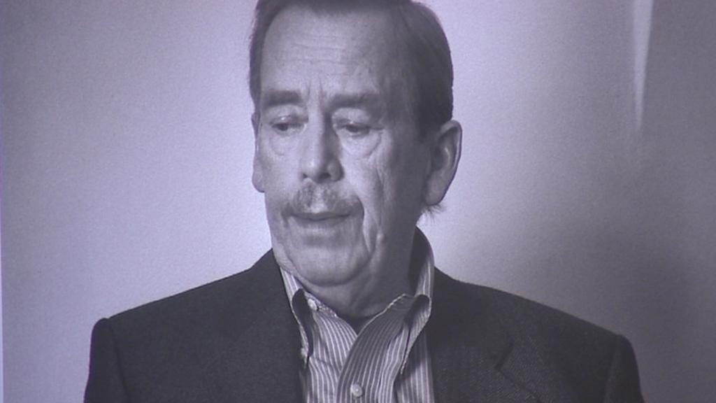 Jiří Jiroutek / Václav Havel