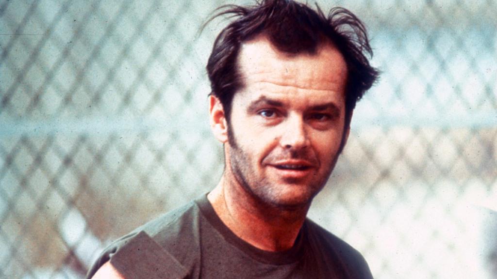Přelet nad kukaččím hnízdem / Jack Nicholson