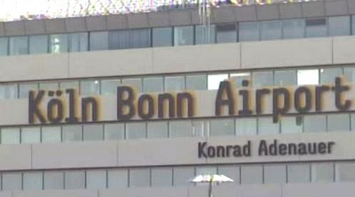 Letiště v Kolíně nad Rýnem