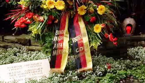 Hrob Konrada Adenauera