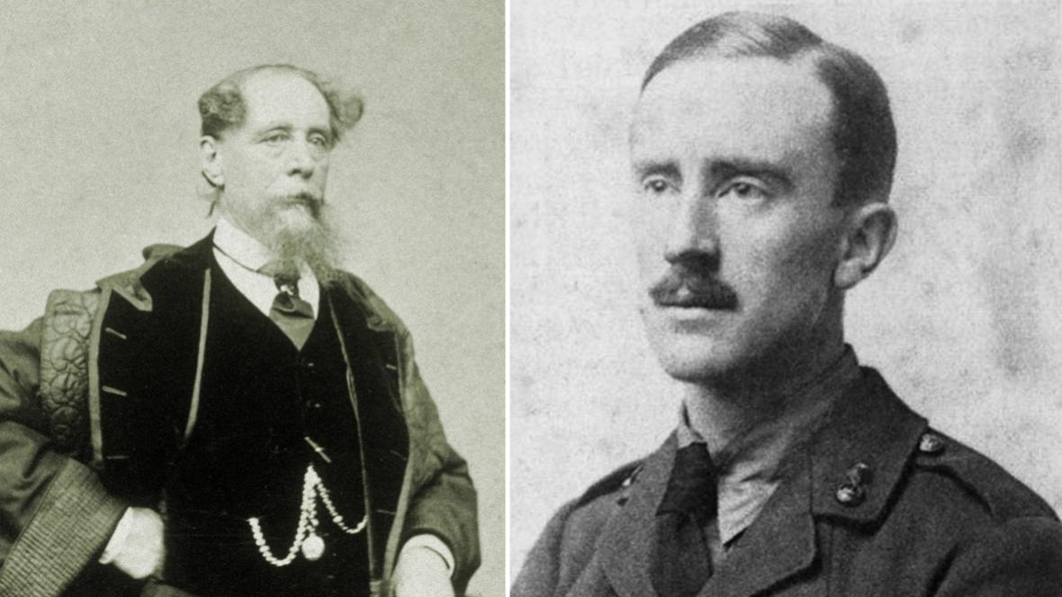 Charles Dickens a J.R.R. Tolkien