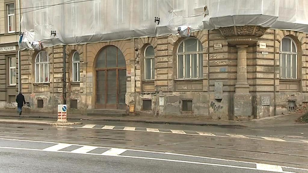 Úředníci kontrolovali nebezpečné domy v Olomouci