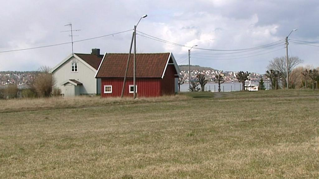 Norská ostrovní věznice Bastøy