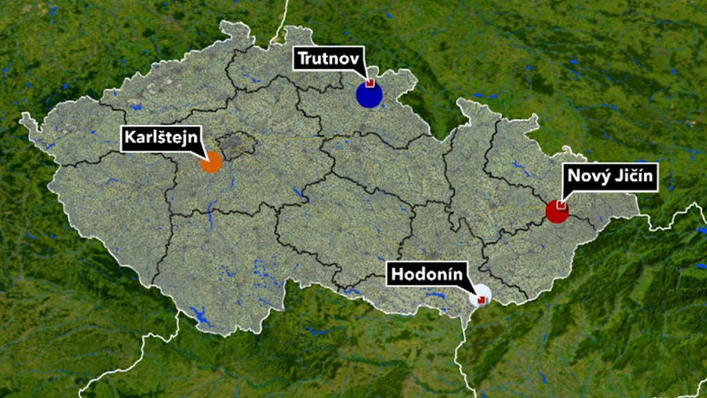 Ložiska břidlicového plynu v Česku