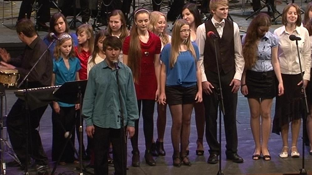 Koncert ZUŠ Smetanova a Hradišťanu