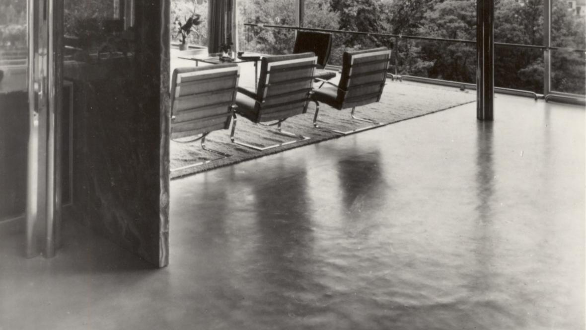 Linoleum bylo zvlněné i ve 30. letech
