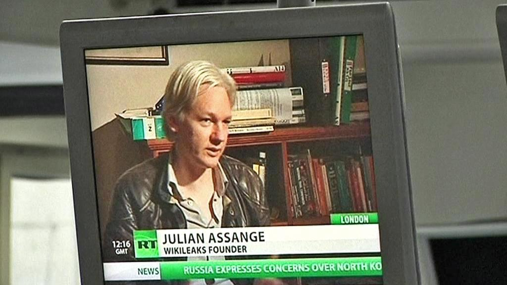 Talkshow Juliana Assange v televizi Russia Today