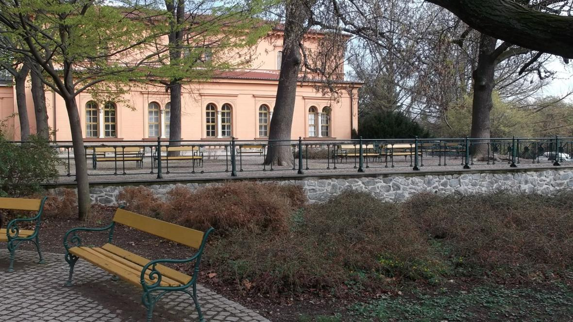 Lužánecký park
