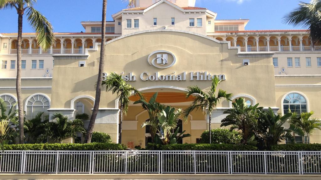Hotel British Colonial Hilton v Nassau