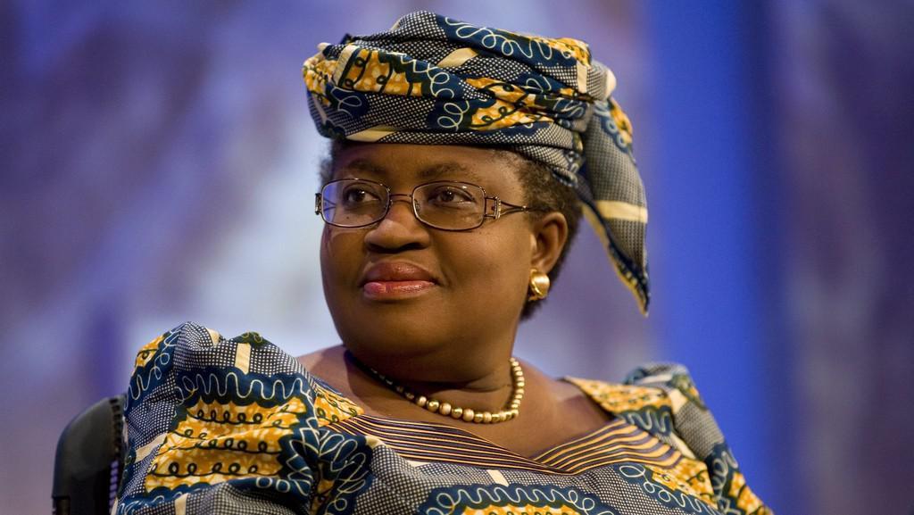Ngozi Okonjo-Iwealaová, kandidátka na prezidentku Světové banky