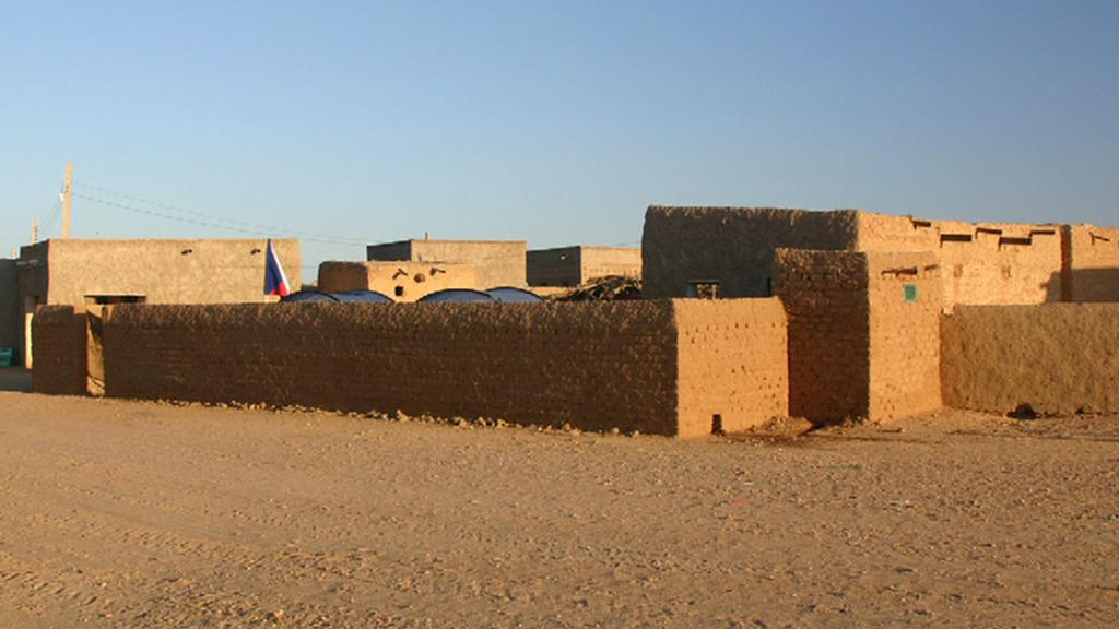 Archeologická lokalita Vád Ben Naga