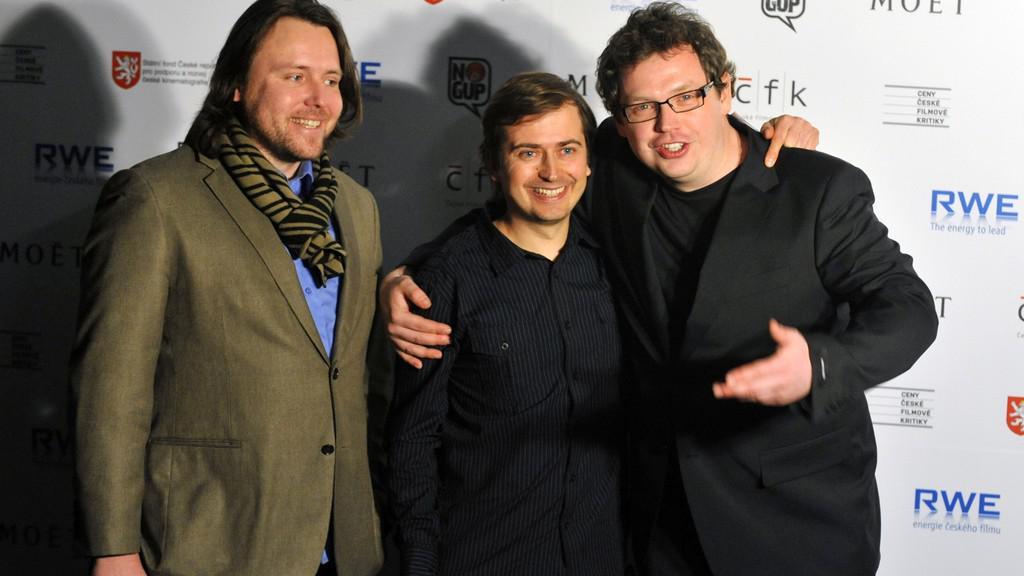 Filip Remunda, Martin Mareček, Vít Klusák