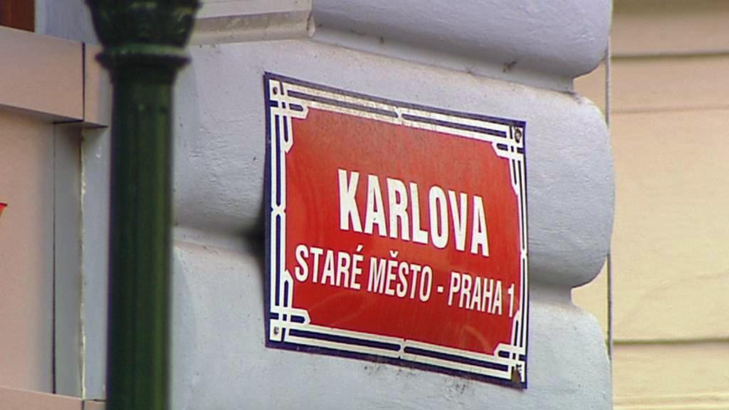 Ulice Karlova