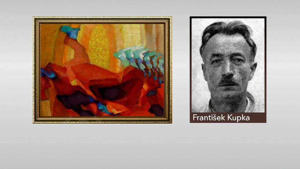 František Kupka / Pohyb
