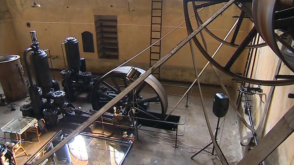 Stará vodárna se stala součástí galerie