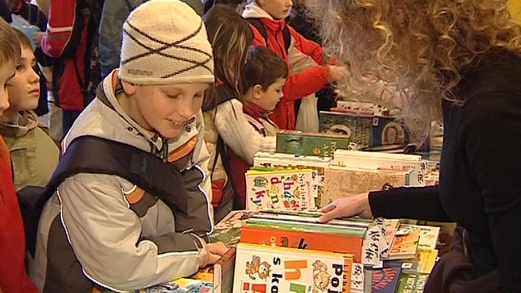 Veletrh dětské knihy v Liberci
