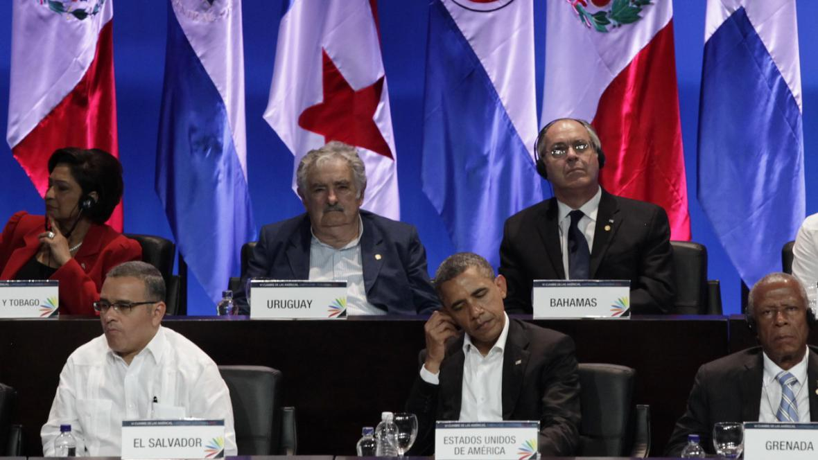 Celoamerický summit v Cartageně
