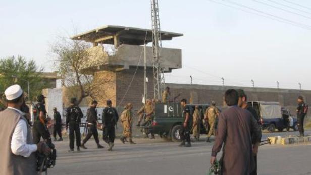 Pákistánská věznice