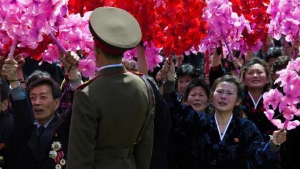 Oslavy 100. výročí narození Kim Ir-sena