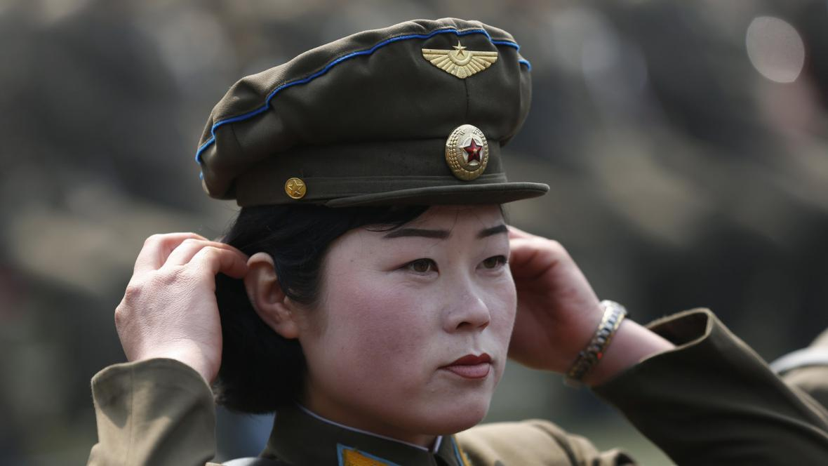 Oslavy narozenin Kim Ir-sena