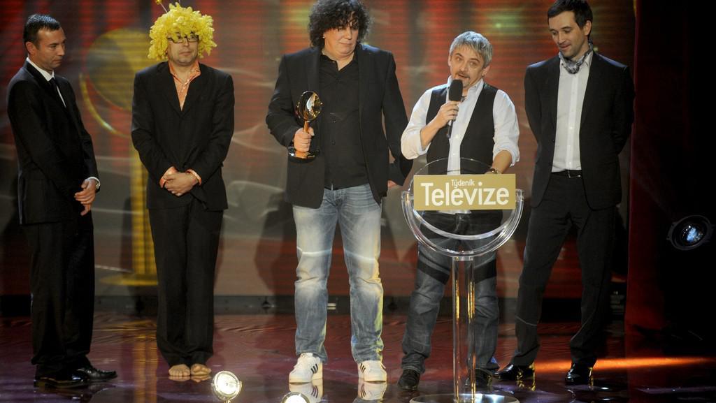 Ceny Týtý 2011 - pořad roku: Partička