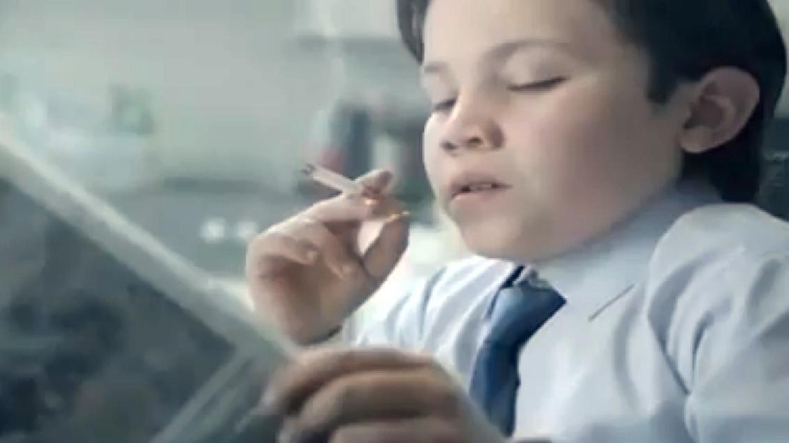 Kampaň Znepokojené děti
