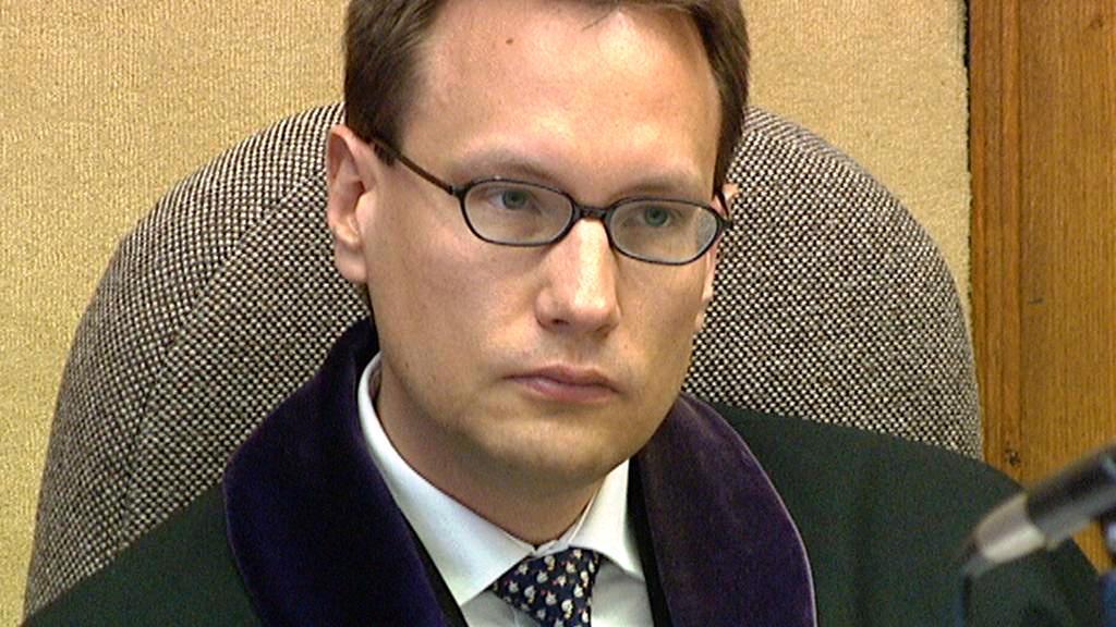 Soudce Jan Šott