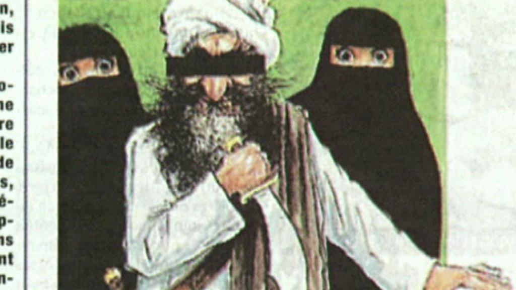 Karikatura proroka Mohameda