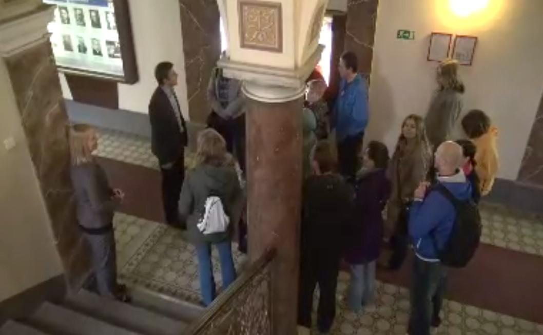 Den otevřených dveří na kolínské radnici