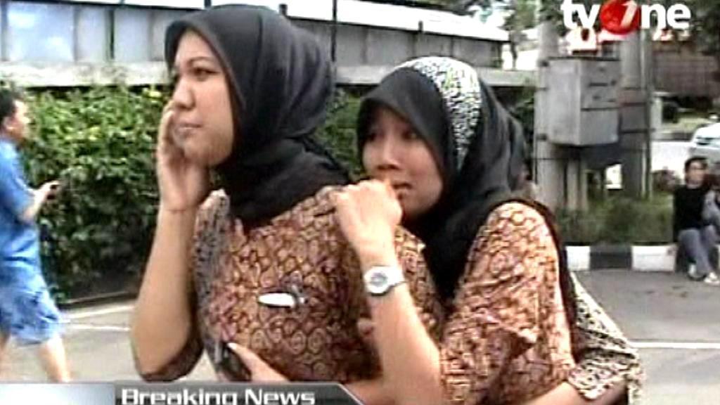 Indonésané se obávají tsunami