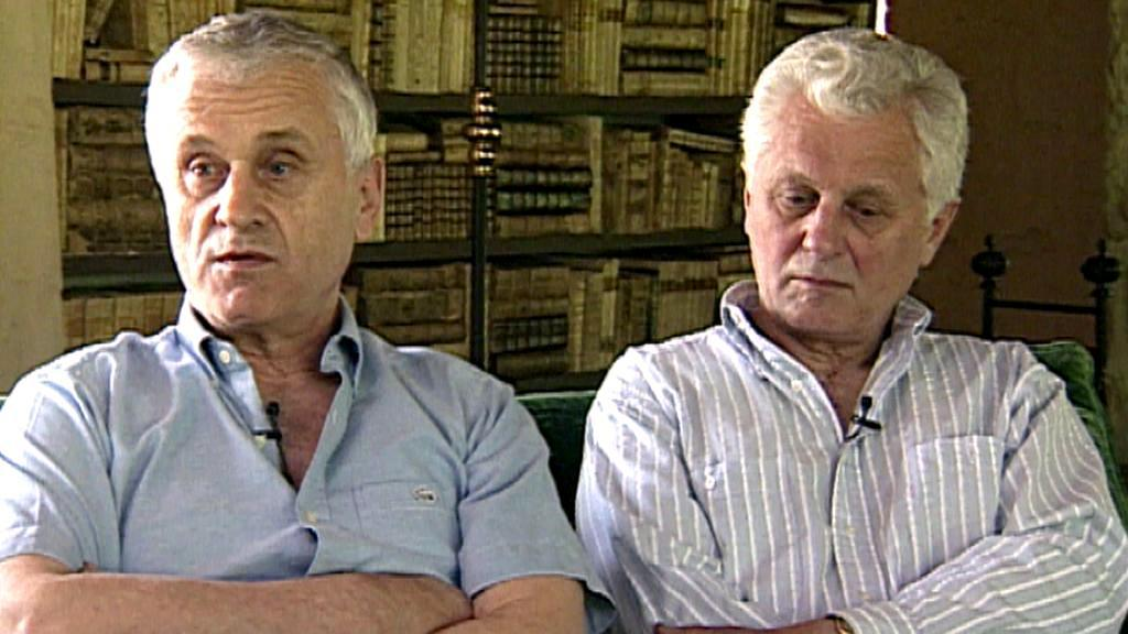 Josef a Ctirad Mašínové