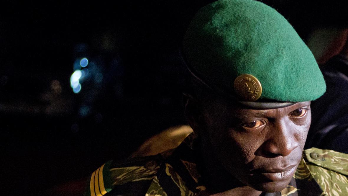 Amadou Sanoga