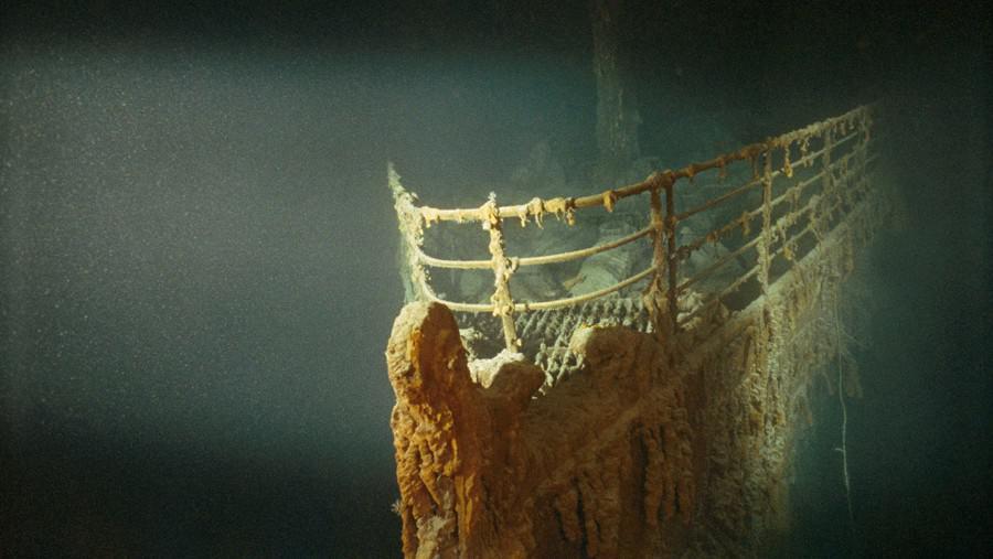 Vrak Titaniku a studená válka